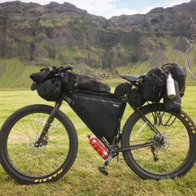 ECR on Trail