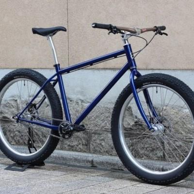 Grumpy Bike