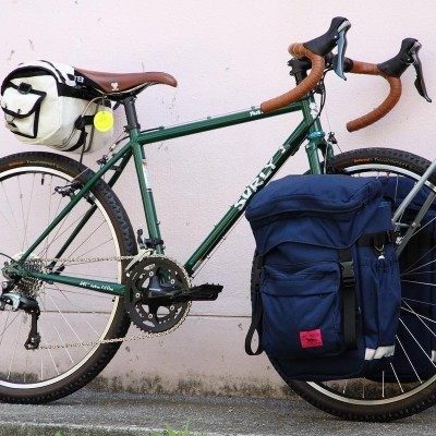 Pack Rat with Front Bags