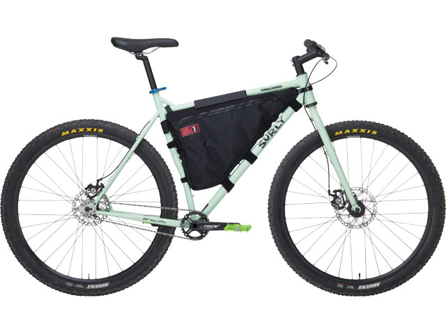 Mountain Frame Bag | Parts | Surly Bikes