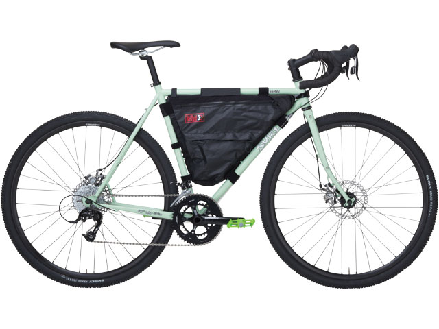Straggle-Check Frame Bag | Parts | Surly Bikes