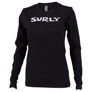 Long Sleeve Logo Tee Women's