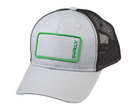 Name Patch Trucker Hat