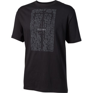 Cross-Check Tee