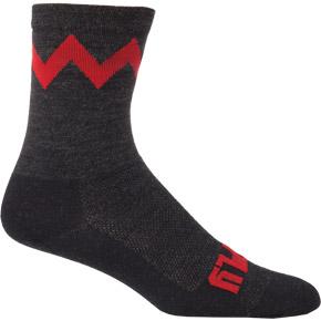 "Blockhead 5"" Wool Sock"