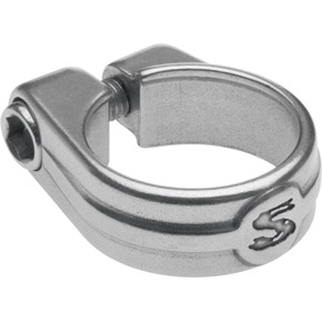 Stainless Seatpost Clamp