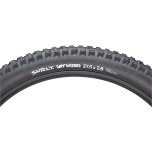 Surly Dirt Wizard Tire - sidewall view