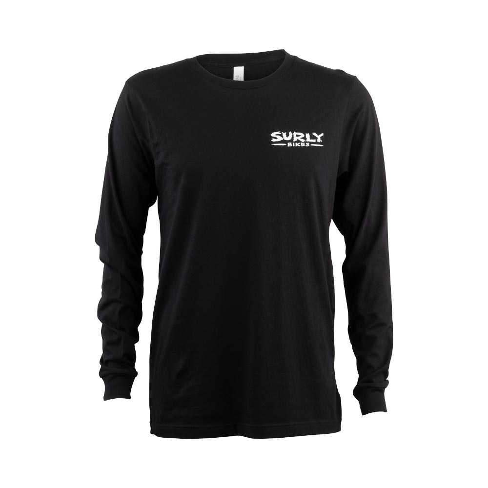 Garbage Patrol Long-Sleeved T-Shirt, front