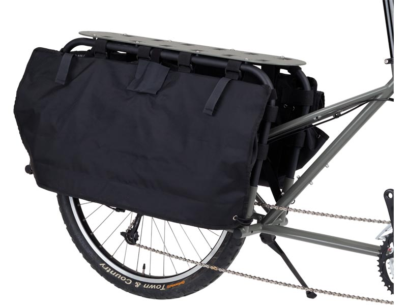 Surly Big Dummy Bags - right side view