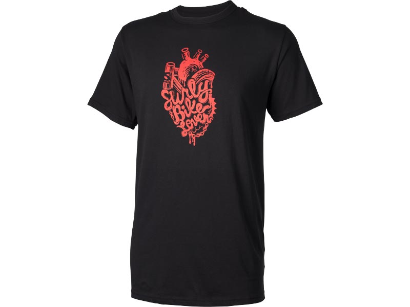 Surly Bike Lover Men's T-Shirt: Black