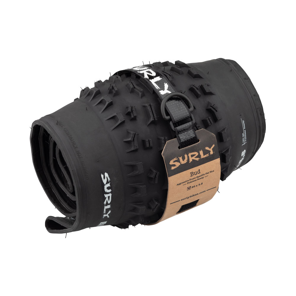 Surly Bud Fat Bike Tires - retail roll