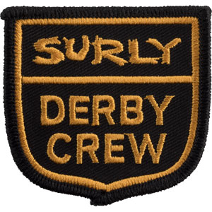 Surly Derby Crew Patch