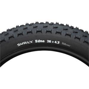 Surly Edna Fat Bike Tire - sidewall view