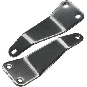 Surly Front Rack - Lower Offset - Sliding Plates