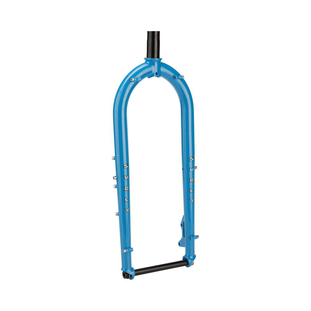Surly Ice Cream Truck Fork, Jack Frost Blue