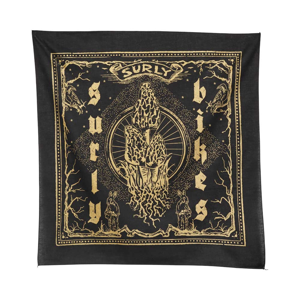 Surly Junk Rag, Black/Gold