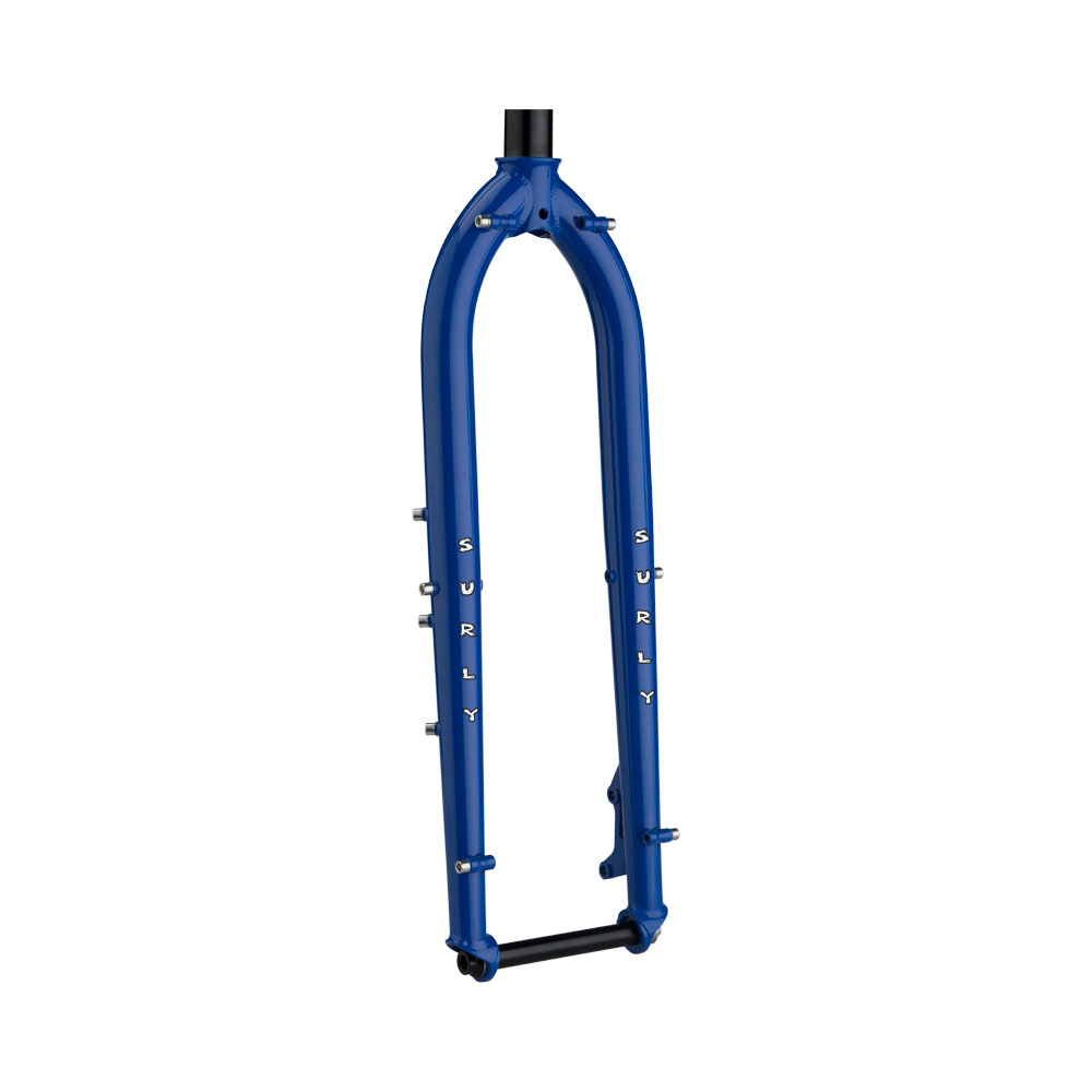 Surly Karate Monkey Fork, Blue Porta Potty
