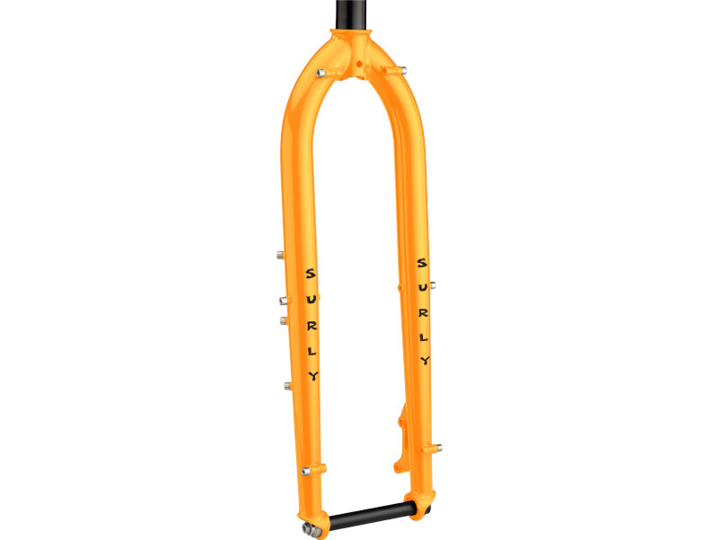 Surly Karate Monkey Fork, Toxic Tangerine