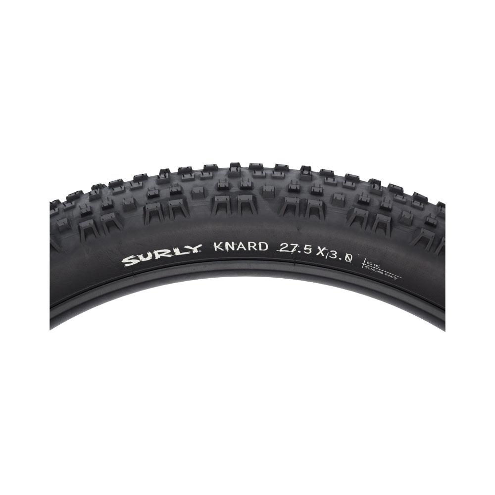 Surly Knard Mountain Tire - sidewall view