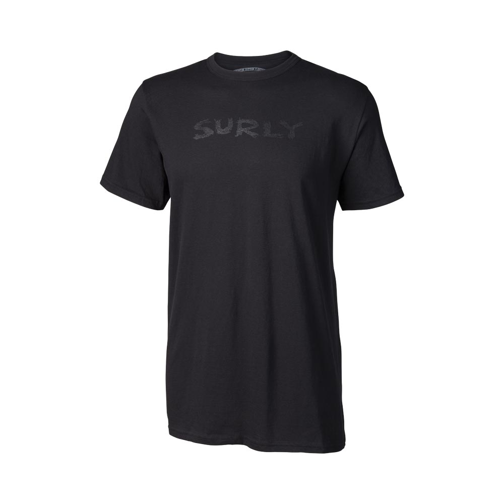 Surly Logo T, black/black