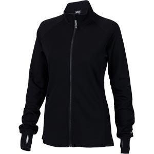 Surly Women's Merino Wool Long Sleeve Jersey, Black
