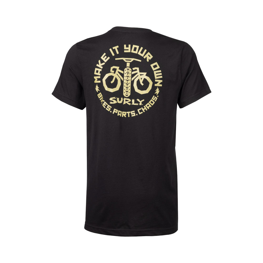 Surly Make It Your Own Tee, back