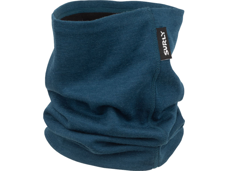Surly Merino Neck Gaiter: Navy One Size
