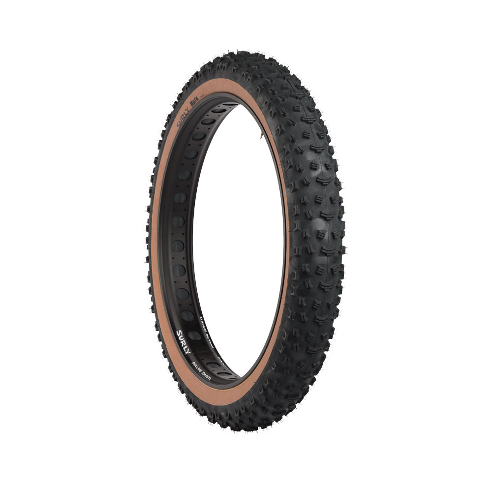Surly Nate Tire 26 x 3.8 60tpi Tan Sidewall