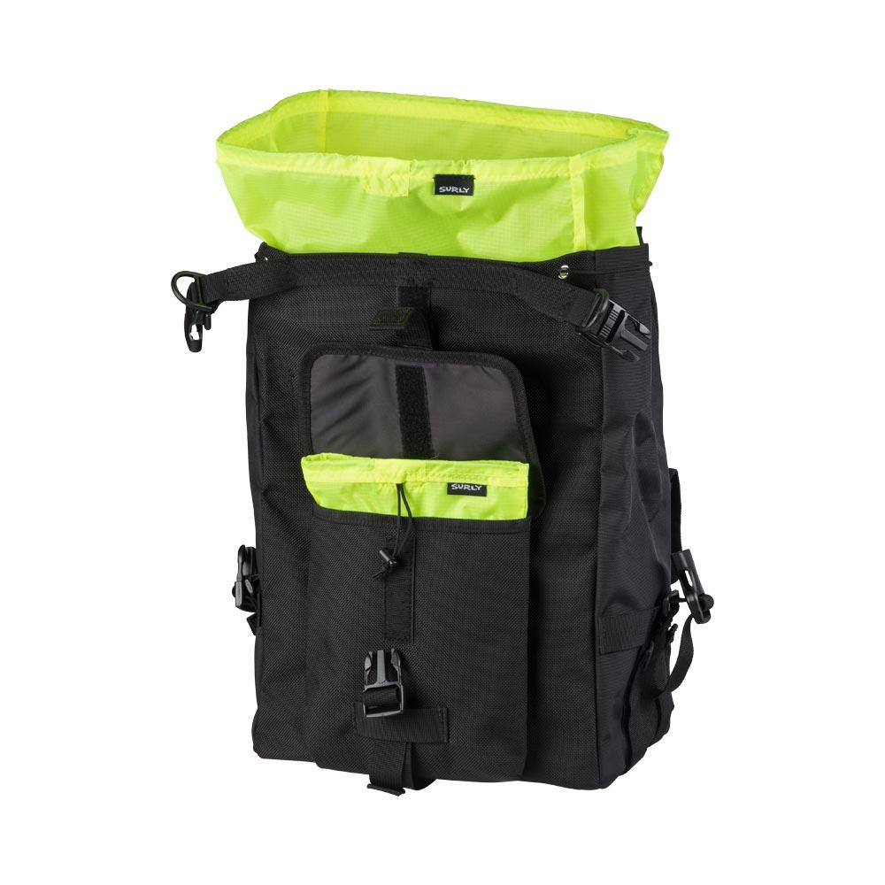 Petite Porteur House Bag - bag open
