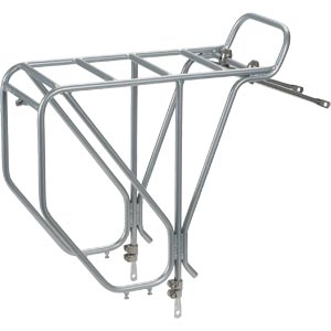 "Surly Rack, Rear, Silv, Chromoly, 26""-29"