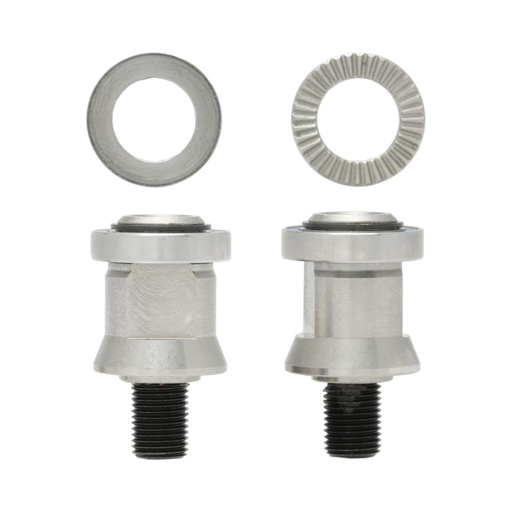 Trailer Axle Nuts